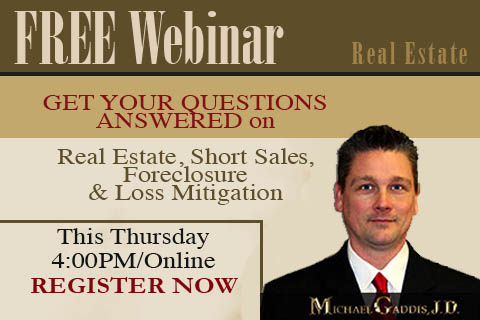 Free Loan Modification and Foreclosure Information