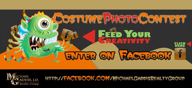 Halloween Facebook Photo Contest