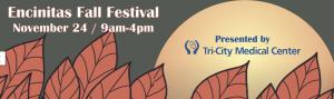 San Diego November Events