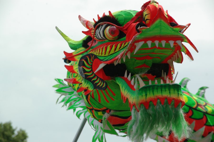January Events- Chinese New Year in San Diego
