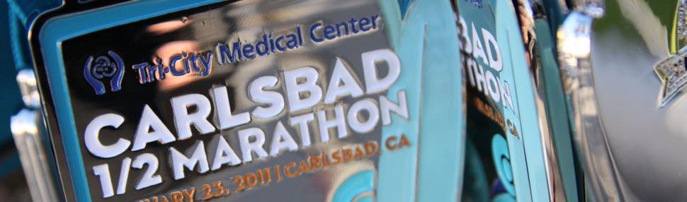 Tri-City Medical Center Carlsbad Marathon