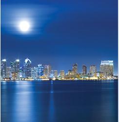 Full Moon Dinner Cruise on San Diego Bay