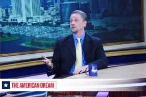 "Michael Gaddis on ""The American Dream"" on May 30, 2015"