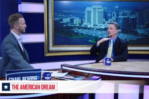 "Michael Gaddis, J.D. on ""The American Dream"" with Craig Sewing."