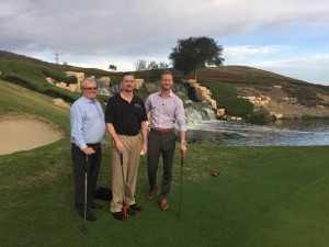 One Shot Charity Putt Off at The Crossings at Carlsbad Golf Course
