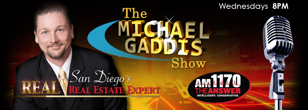 Michael Gaddis Radio Show Real Estate Expert