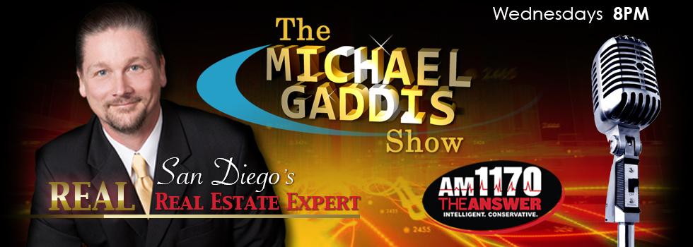Michael Gaddis Radio Show Real Estate Expert