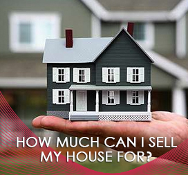 The first step in selling your home is knowing your home value.