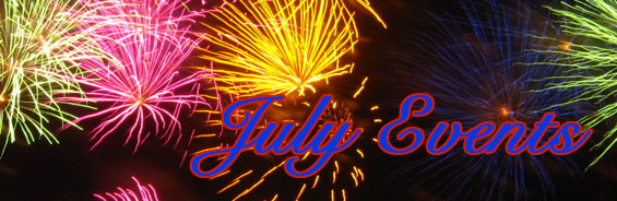 Upcoming San Diego Events- first week in July 2014
