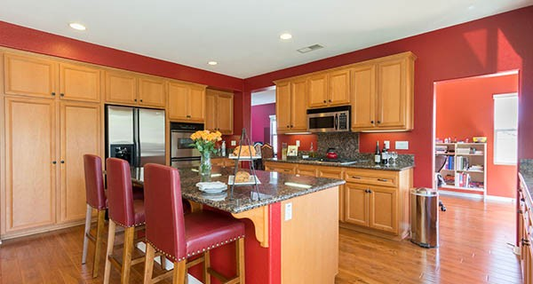 722 Banyan Court Upgraded Kitchen with Granite and Island